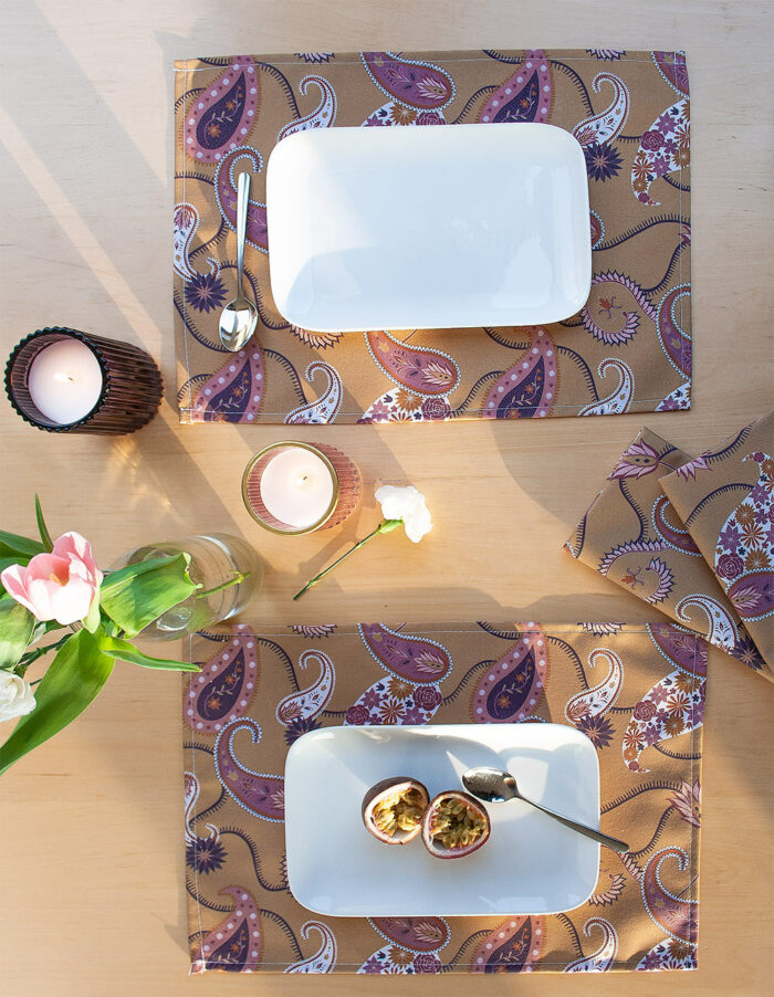 placemats paisley sfeer 1